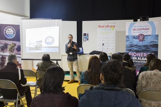 Charla Biocultura Coruña