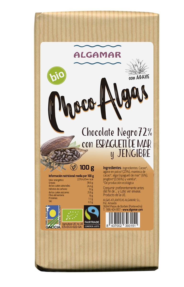 Choco Algas Espagueti