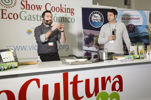 Show Cooking Coruña 2018